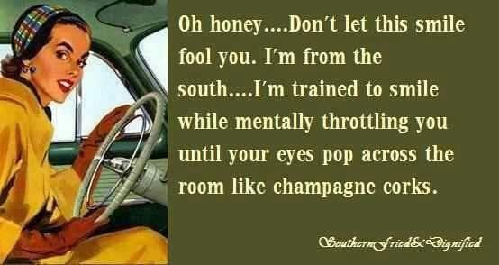 Southern women:-)