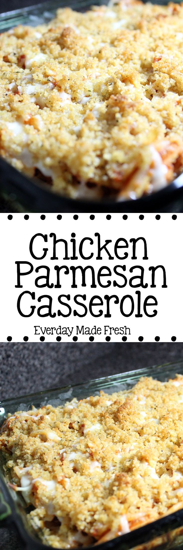 Weight watcher chicken parmesan casserole recipe