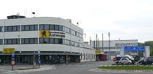 Internationale Luchthaven Antwerpen - Wikipedia