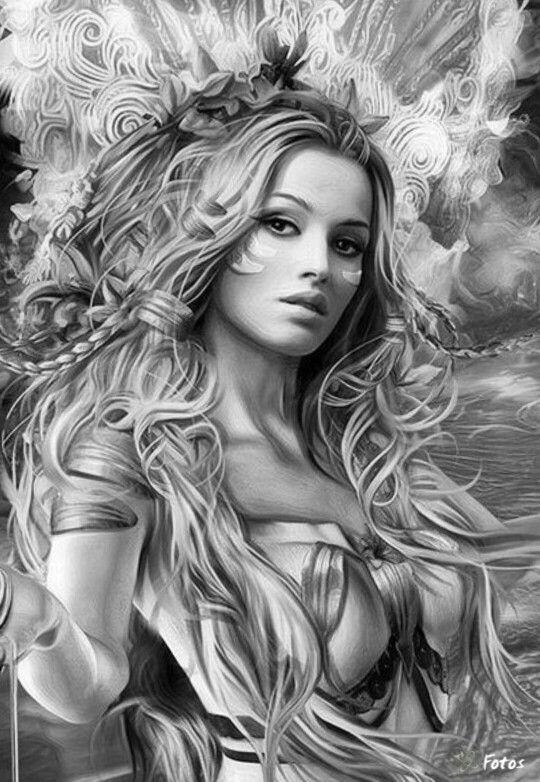 Arte adulto femenino peludo