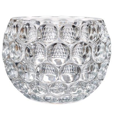 A&B Home Della Glass Votive Holder