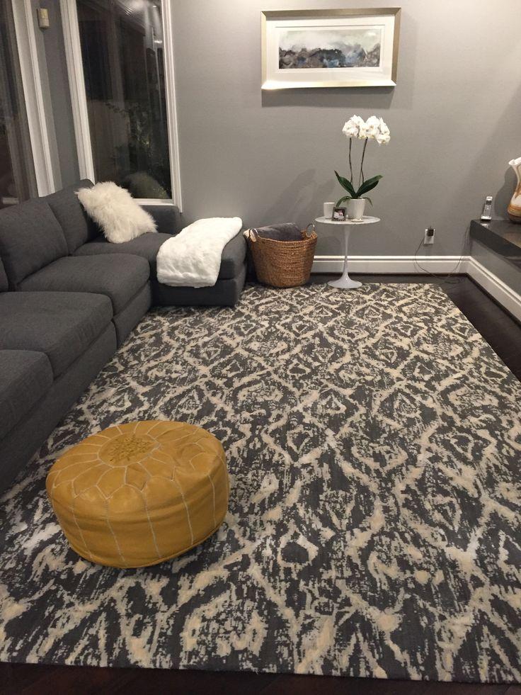 Nourison Bhutan Storm Carpet