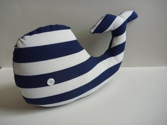 @leslieherrema - whale pillow