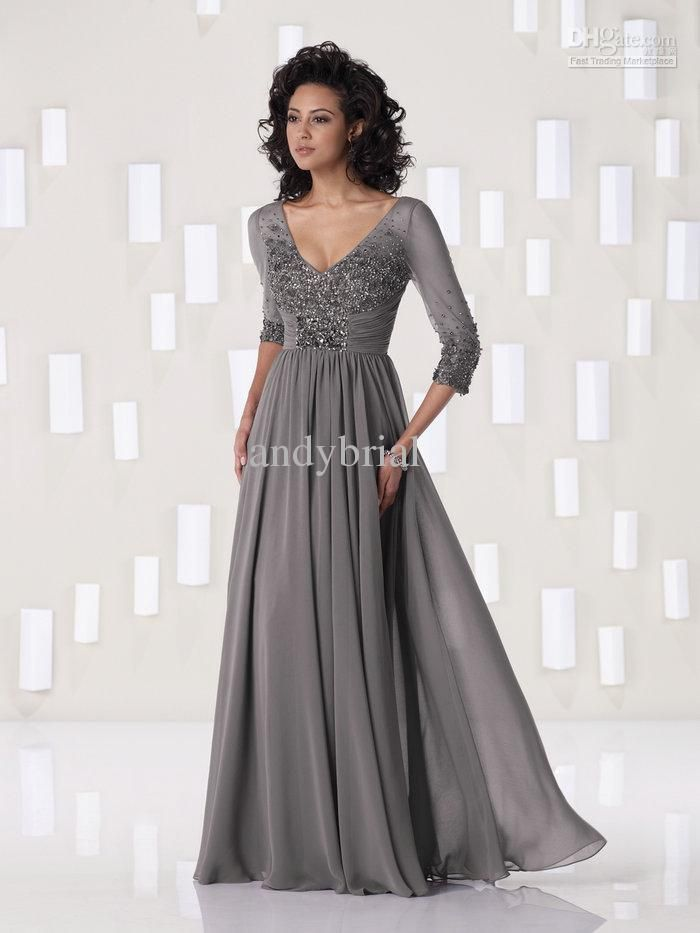 Discount Mother of Bride Dresses | ... Mother Of The Bride Dresses Discount Off Chiffon Mother Dresses MD010
