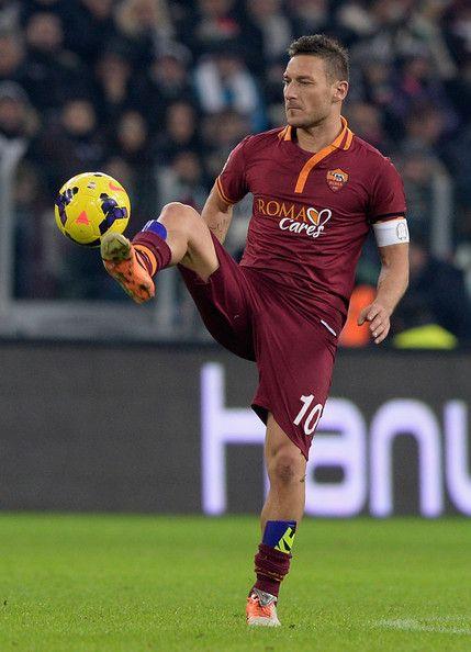 Francesco Totti 2013-14