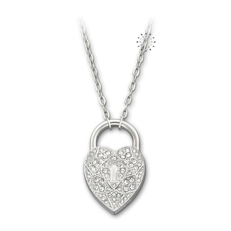 Κολιέ Surely Heart Swarovski  119€  http://www.kosmima.gr/product_info.php?manufacturers_id=62_id=18320