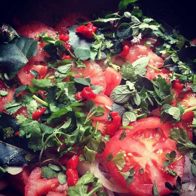 Fish casserole - Mexican style #healthy #delicious #homemade