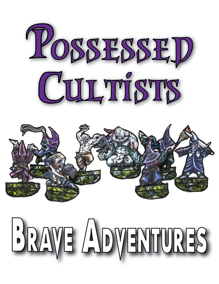 Possessed Cultists Warband - http://www.braveadventures.com/downloads/possessed-cultists-warband/