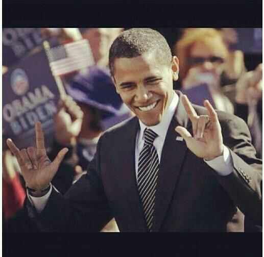 Video: Barack Obama replies to deaf man's praise with sign ... |Barack Obama Sign Language