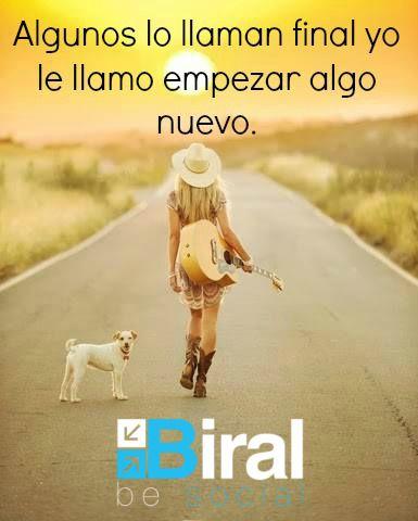 #camino #inicio #felicidad #caminar #besocial #biral