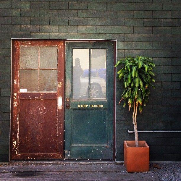 doors Photo by @happymundane on instagram