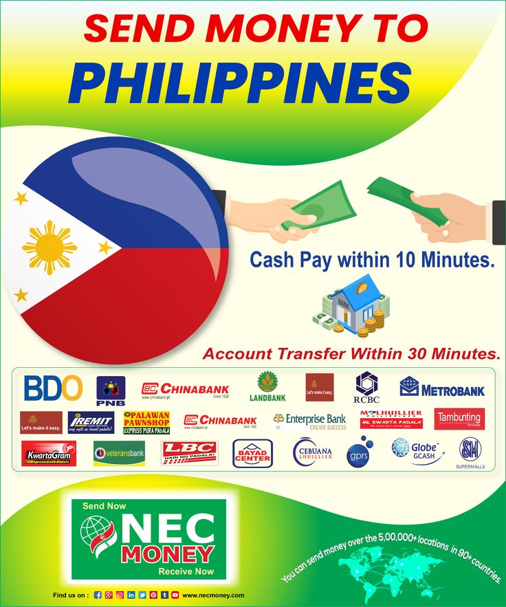 ** Send_Money_To_Philippines ** Instant_Cash Pay Within