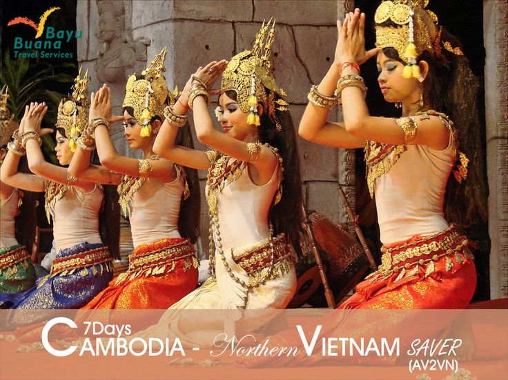 What an elegance and fabulous Apsara Dancers ^^