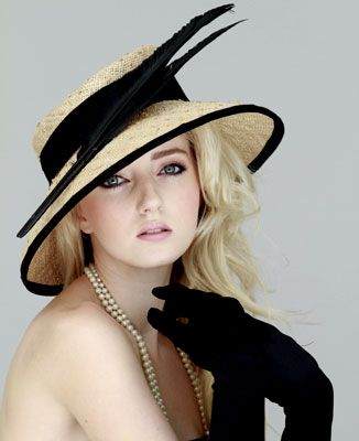 Judy Bentinck Millinery. #passion4hats
