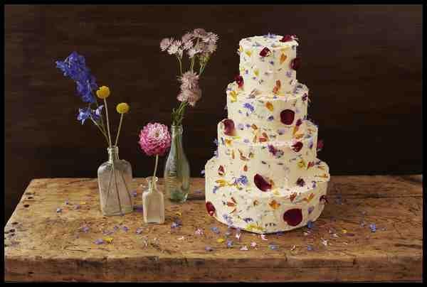 Edible Flowers For Cake Decorating 2018 – Elegant Wedding