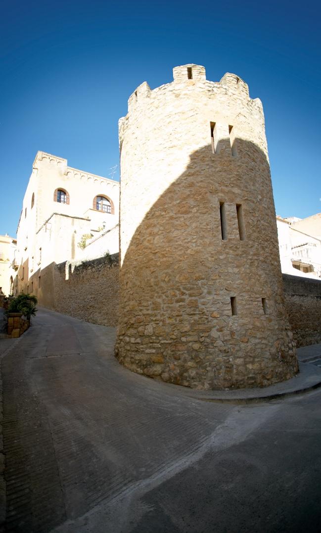 Casa Gran - Altafulla. Visites: Recorregut per la Vila Closa. Vila Romana dels Munts, 1 km. La pedrera de Mèdol, 4 Km. Tamarit, 2 km Ermita de Sant Antoni, 1 km. Tarragona, 10 km. Port Aventura.