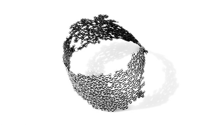 Liliana Guerreiro | Colecções -  Handmade silver bracelet, using a filigree technique