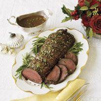 Easy Christmas Dinner