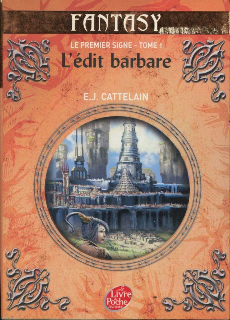 Nicolas Fructus - Éric E.J. Cattelain Hachette Livre de Poche Jeunesse Fantasy 2006