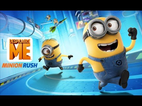 Despicable Me 2: Minion Rush Gameplay Part 1 - YouTube