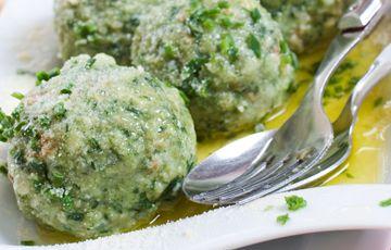 Ecco una nuova idea presa da La Grande Cucina Vegetariana, ogni sabato in edicola con Repubblica o L'espresso. Buon appetito!
