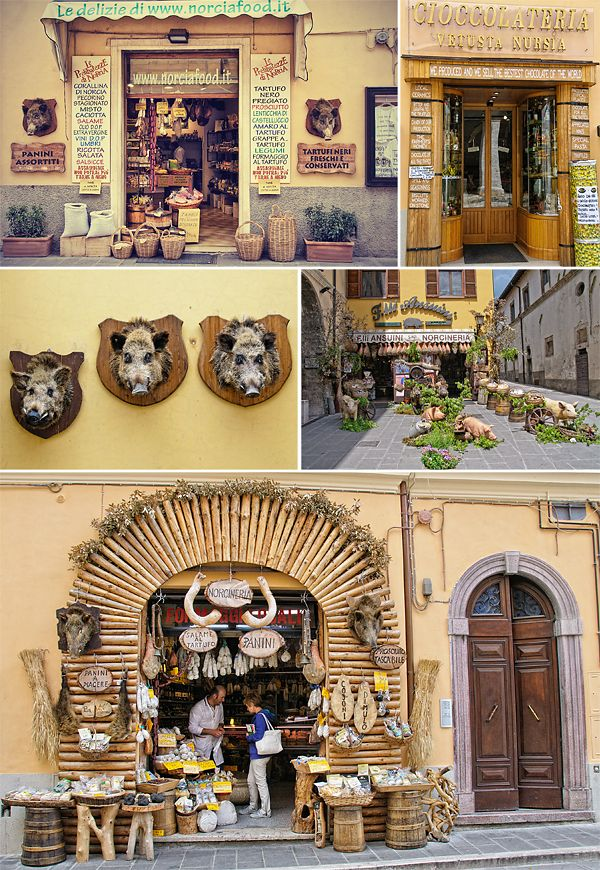Norcia, Italy: Our Visit to 'Pork Town'