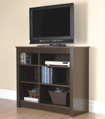 Orion Deluxe TV Stand Model Number: 43293  |  Menards® SKU: 4802791 Variation: Rich Chocolate Finish  $61.88