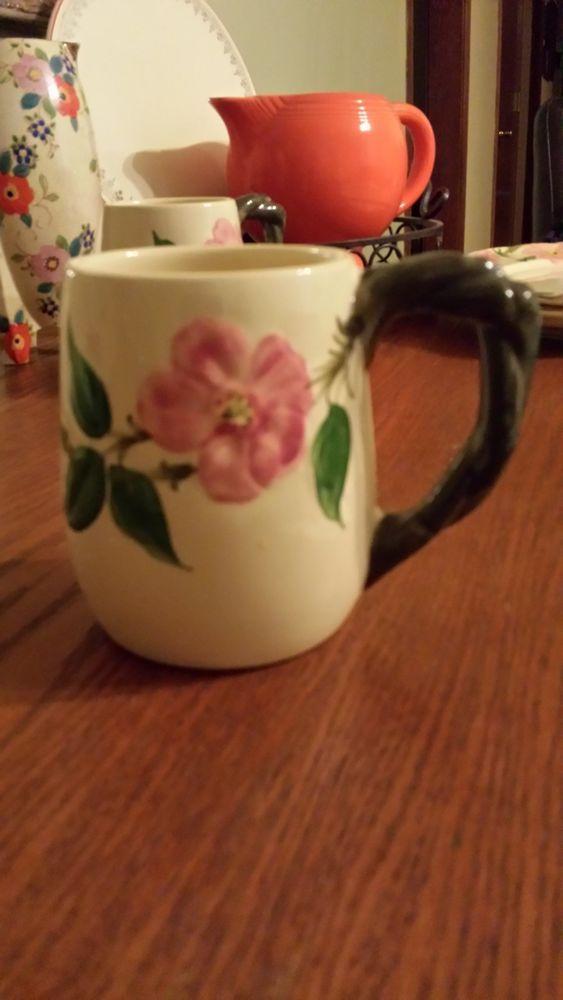 Vintage Franciscan Desert Rose Grand Mug - Interpace - made in USA # franciscan & 34 best Desert rose dishes images on Pinterest | Desert rose ...