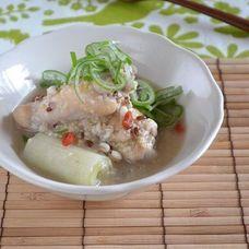 「サムゲタン風雑穀スープ」レシピ、作り方|タベラッテで料理レシピ