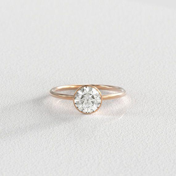 best 25 modern engagement rings ideas on