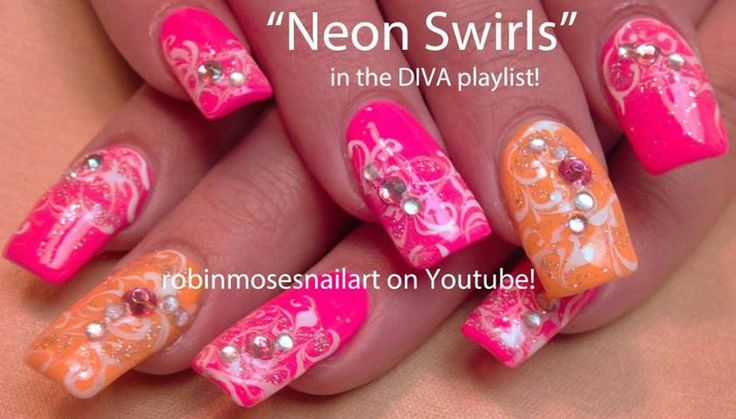 http://www.youtube.com/watch?v=ZDDfzXOEr8U Neon swirls