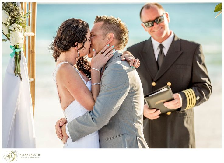 The Martorellos - Destin Beach Wedding & Yacht Reception - My Destin Beach Wedding