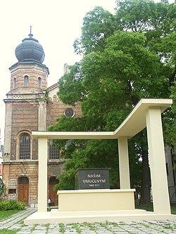Synagogue in Trnava, Slovakia