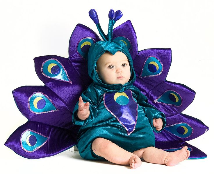 Baby Peacock Infant / Toddler Costume from BirthdayExpress.com      Baby Peacock Infant / Toddler Costume          $49.99          $44.99      You Save $5.00