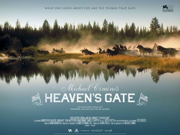 Heaven's Gate (1980) Director's Cut. *** - cinemateket c V