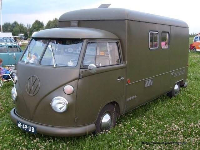 1000 Images About Camper On Pinterest Trucks Buses And
