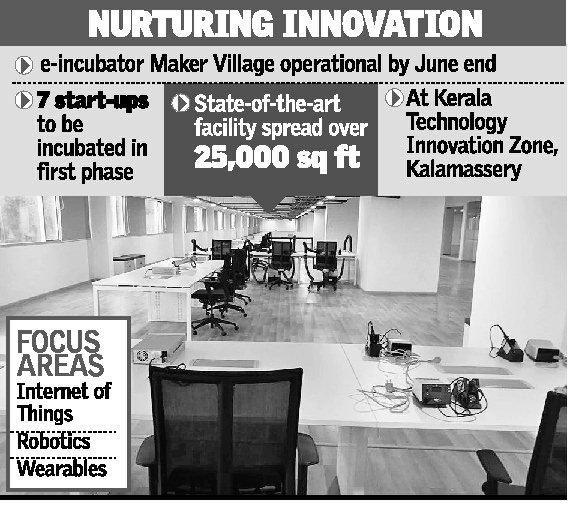 Maker Village to incubate consumer electronics entrepreneurs