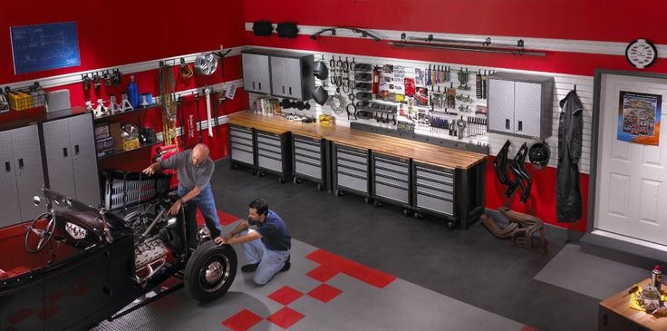 g passion workshop pinterest garage rangement garage et garage de r ve. Black Bedroom Furniture Sets. Home Design Ideas