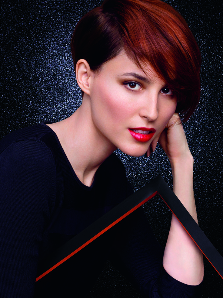 IT LOOKS A/W 2014 - last trends by L'Oréal Professionnel and Seb Bascle - IT girl Loan Chabalon presents amazing red pixie  #itlooks #itgirl #trend #aw2014 #pixie #redhair #lorealprofessionnel
