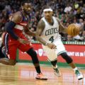 Boston Celtics vs. Washington Wizards – Final Scores Board Archive