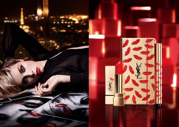Natasha Sahashi's Style Blog What Makes You Happy ?!  : YSL Holiday 2015 Look - Kiss&Love ( International ...