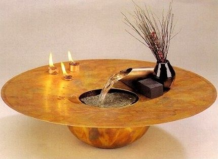 find this pin and more on desktop fountains by water u0026 fire indoor