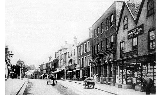 North Street – East Side | Bishop stortford