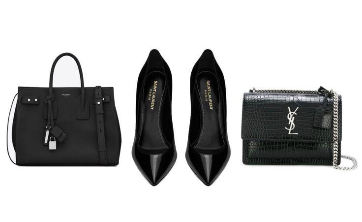 cosmopolitan shoes heels agency demi karan saint laurent