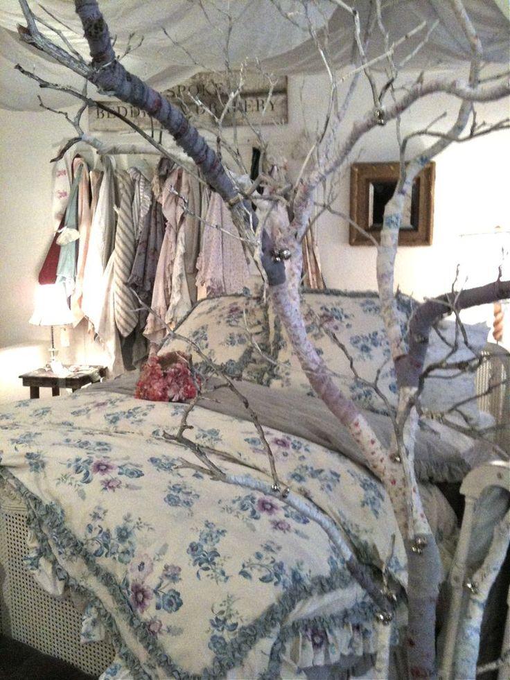Oltre 1000 idee su fai da te in camera da letto su - Arredare la camera da letto in stile shabby chic ...