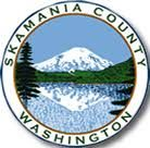 """30-Skamania County Area: 4,289 km2 Population: 11,066 County seat: Stevenson Created: 1854 Etymology: A Chinookan word meaning """"swift water"""". It's in the south of the state, bordering Oregon."""