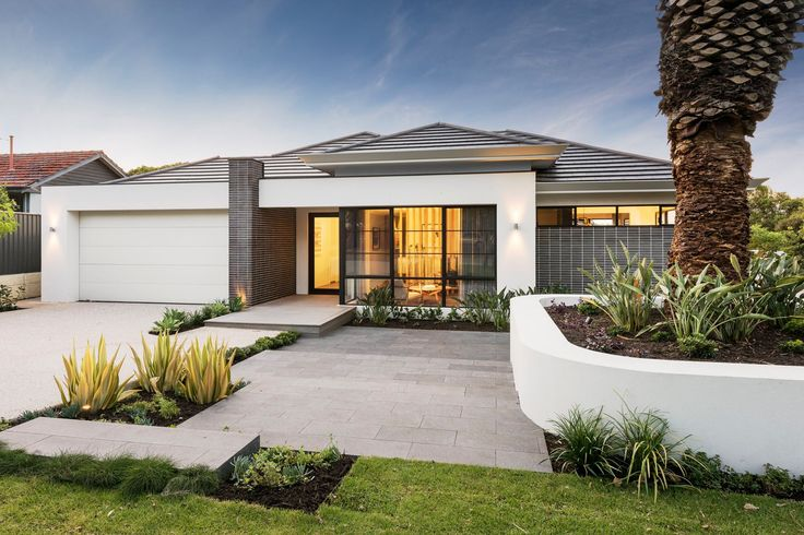 Webb and Brown Neaves - Cambridge display home, Floreat