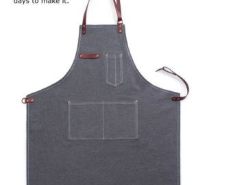 Regalo Premium para mujer y hombre Chef trabajos hechos a mano