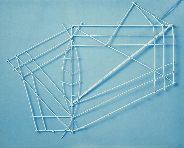 Chinese Kite Frame.