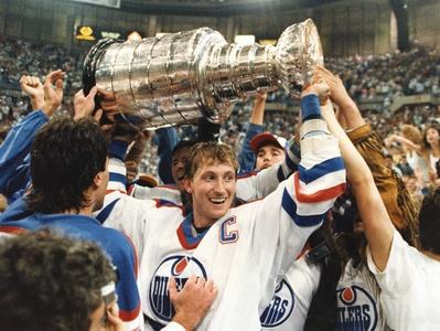 1987 Stanley Cup Champions: Edmonton Oilers